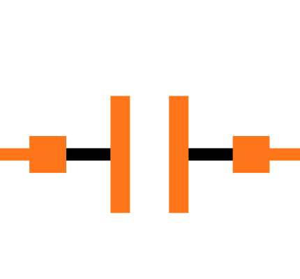 GCM21BR71H104KA37K Symbol