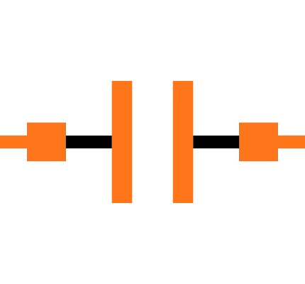 GRM0335C1H1R5CA01D Symbol