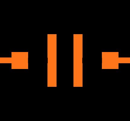 GRM0335C1H2R0CA01D Symbol