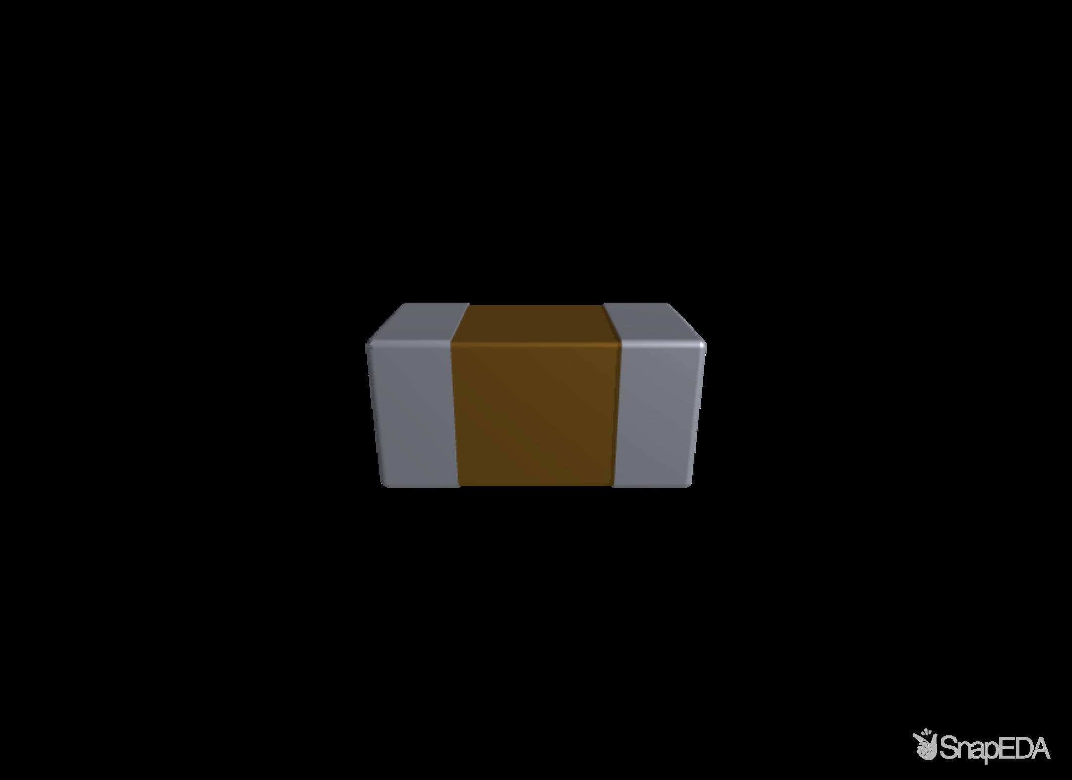 GRM0335C1H300GA01D 3D Model