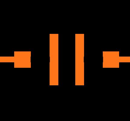 GRM033R61C104KE14D Symbol