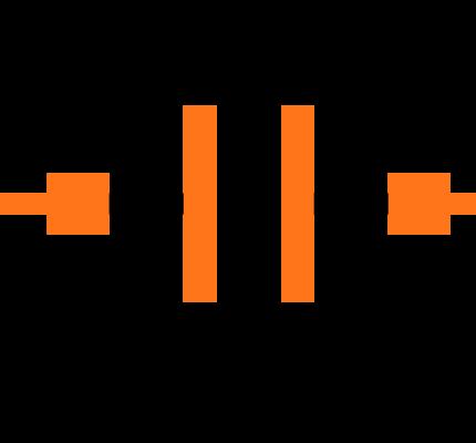 GRM155C81E104KA12D Symbol