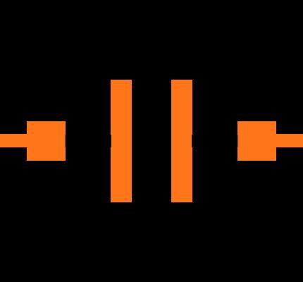 GRM188C81E475KE11D Symbol