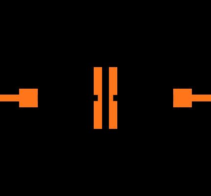 GRT188C8YA105ME13D Symbol