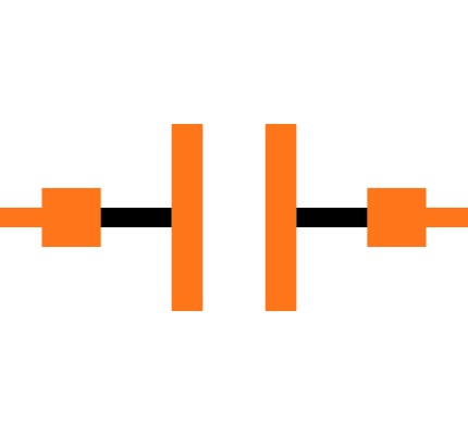 GCM1885C1H5R0CA16D Symbol