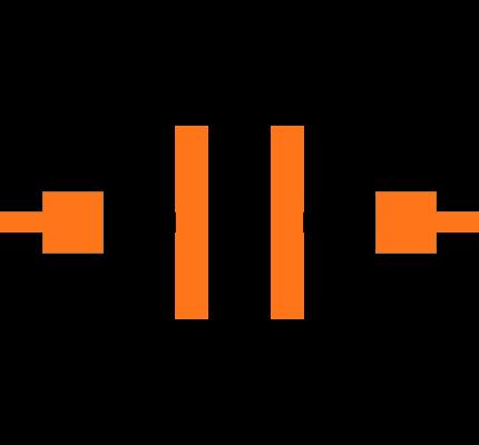 GRM0225C1C100JA03L Symbol