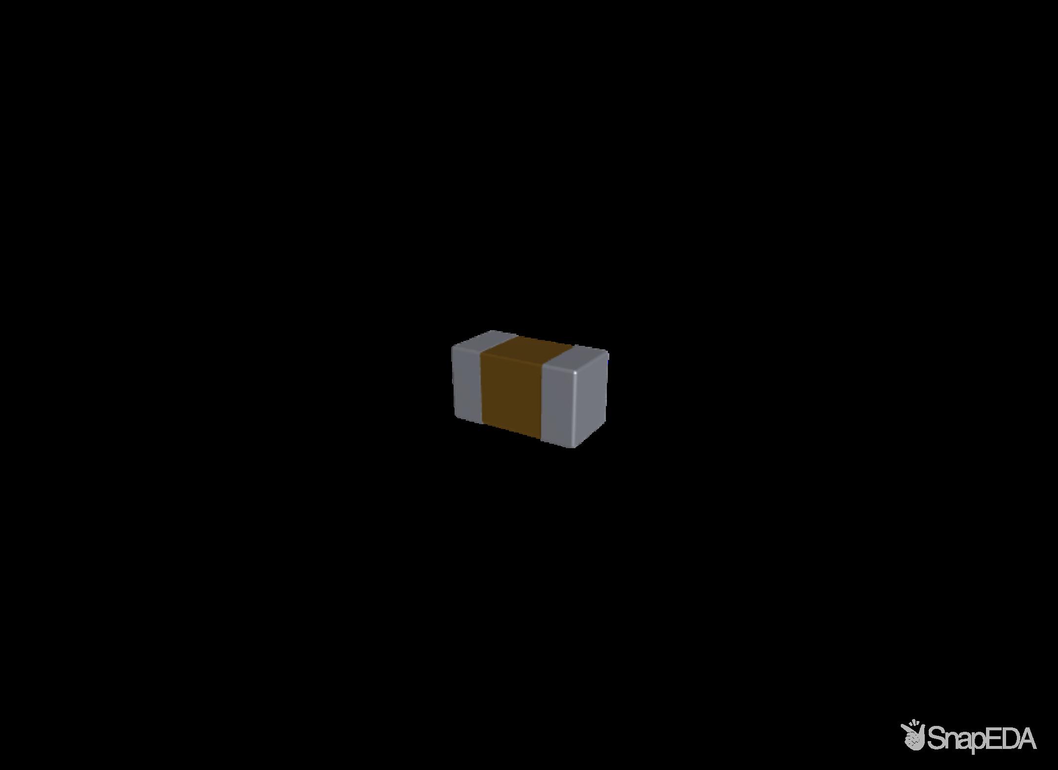 GRM0335C1E220JA01D 3D Model