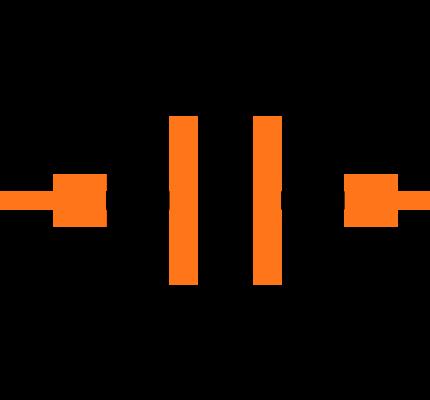 GRM155R71H104ME14D Symbol