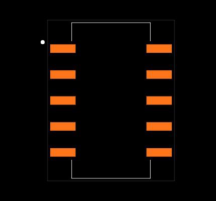 NTA0512MC Footprint