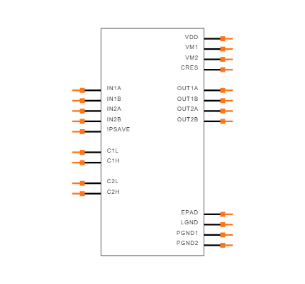MPC17531ATEP Symbol