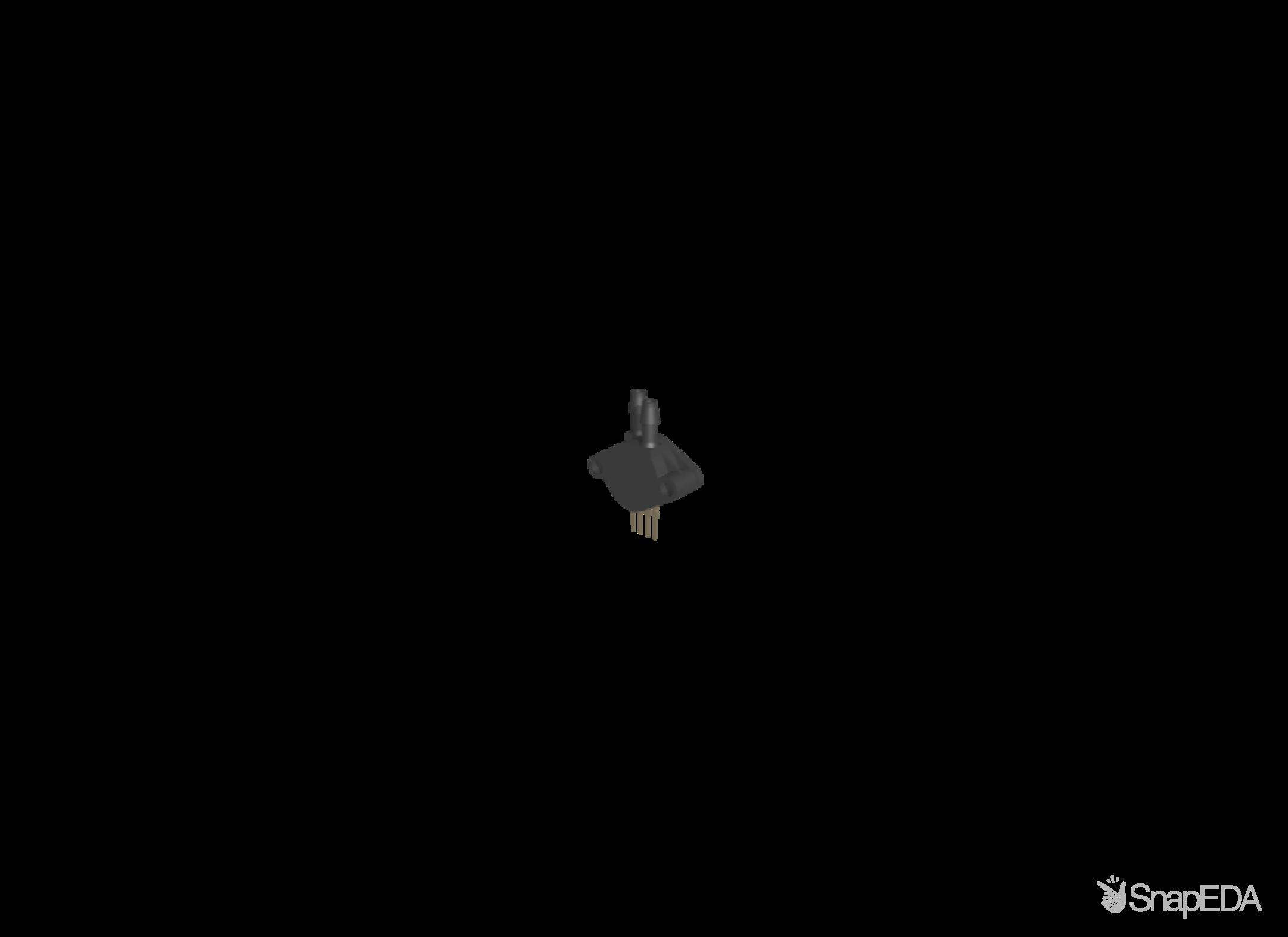 MPX2010DP 3D Model