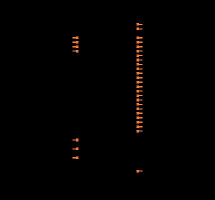 PCA8561BHN/AY Symbol