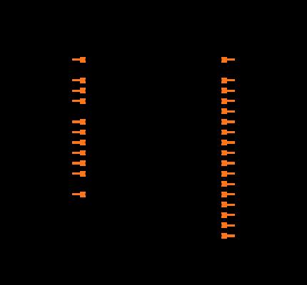 PCA9685PW,118 Symbol