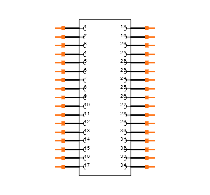 A222Y34V16 Symbol