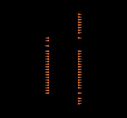 NRF52832-QFAA-R Symbol