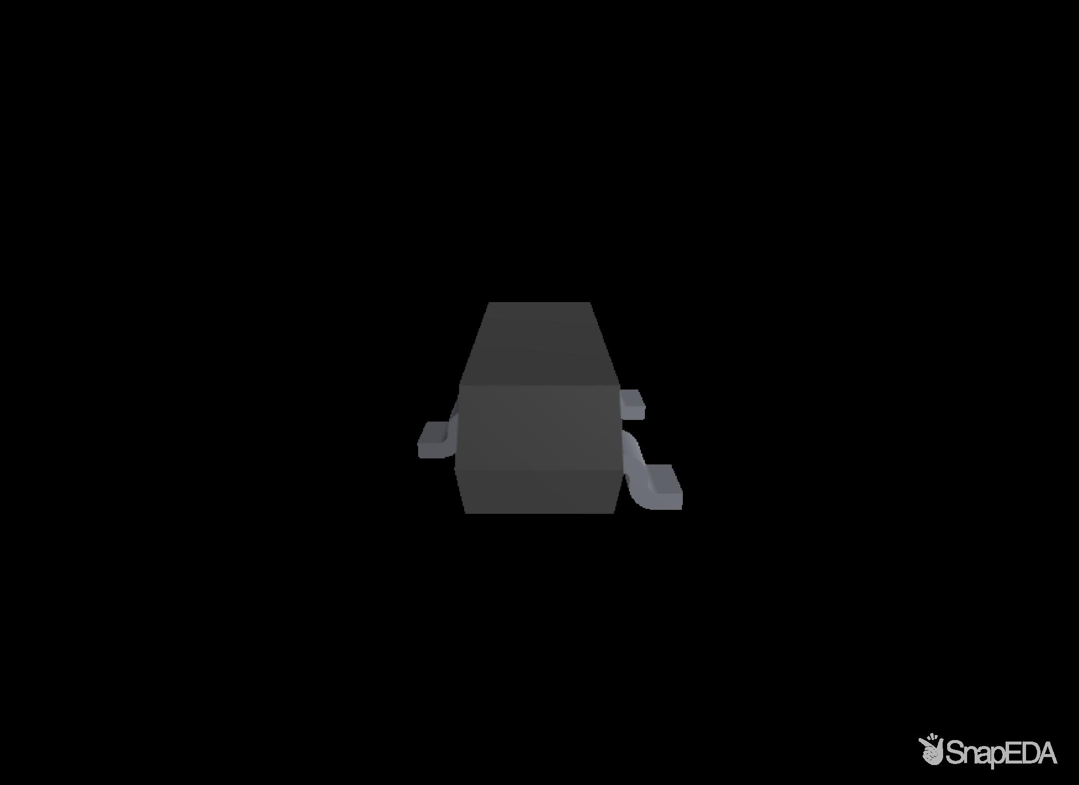 BZX84C10 3D Model