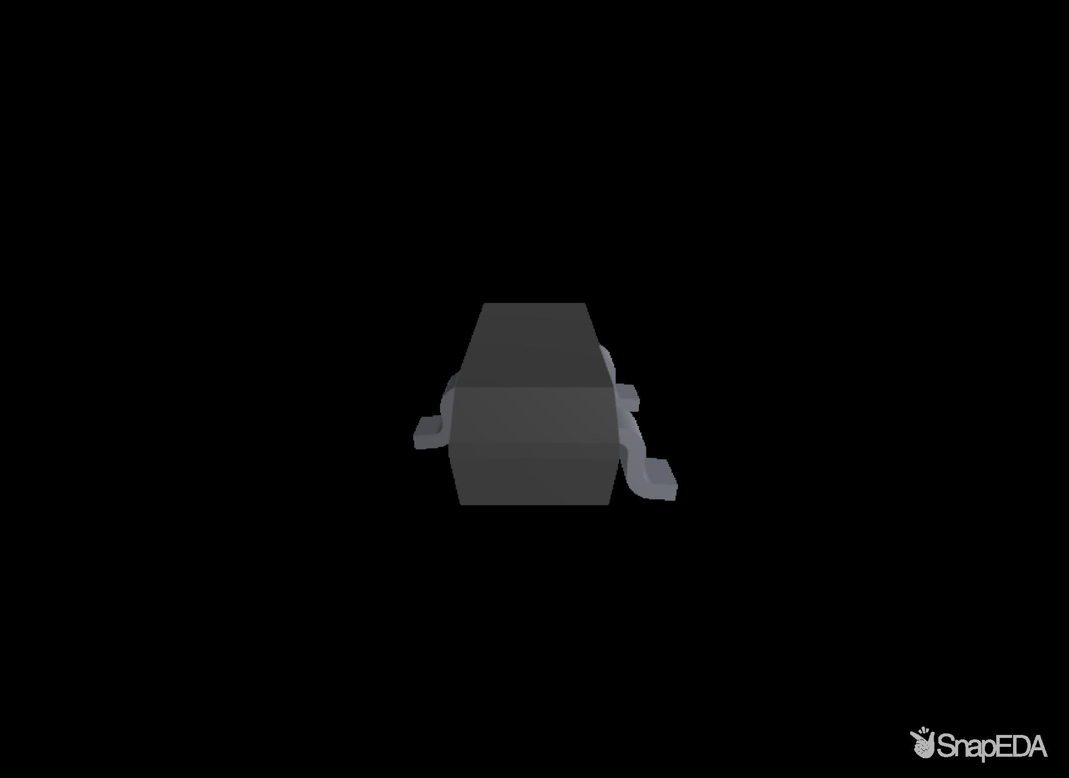 2N7002WT1G 3D Model