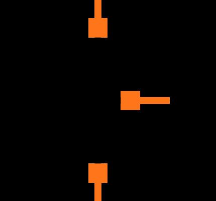 BAT54C Symbol