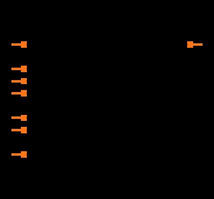 CAT24C64WI-GT3 Symbol