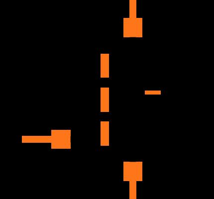 FDV303N Symbol