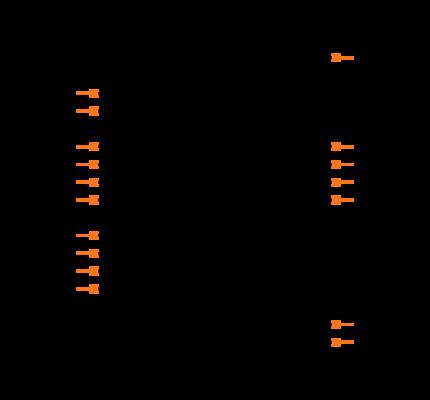 FUSB340TMX Symbol
