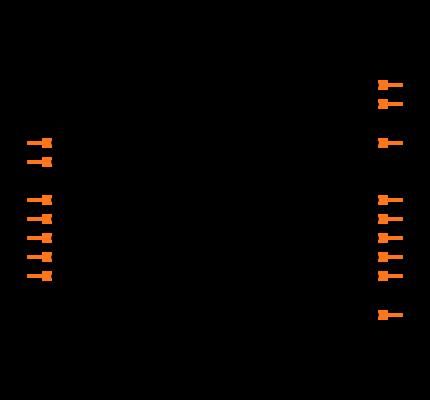 FXL6408UMX Symbol
