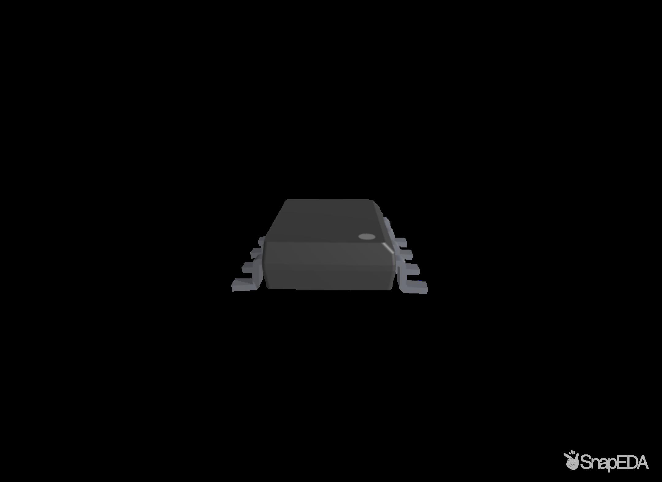 LM555CM 3D Model