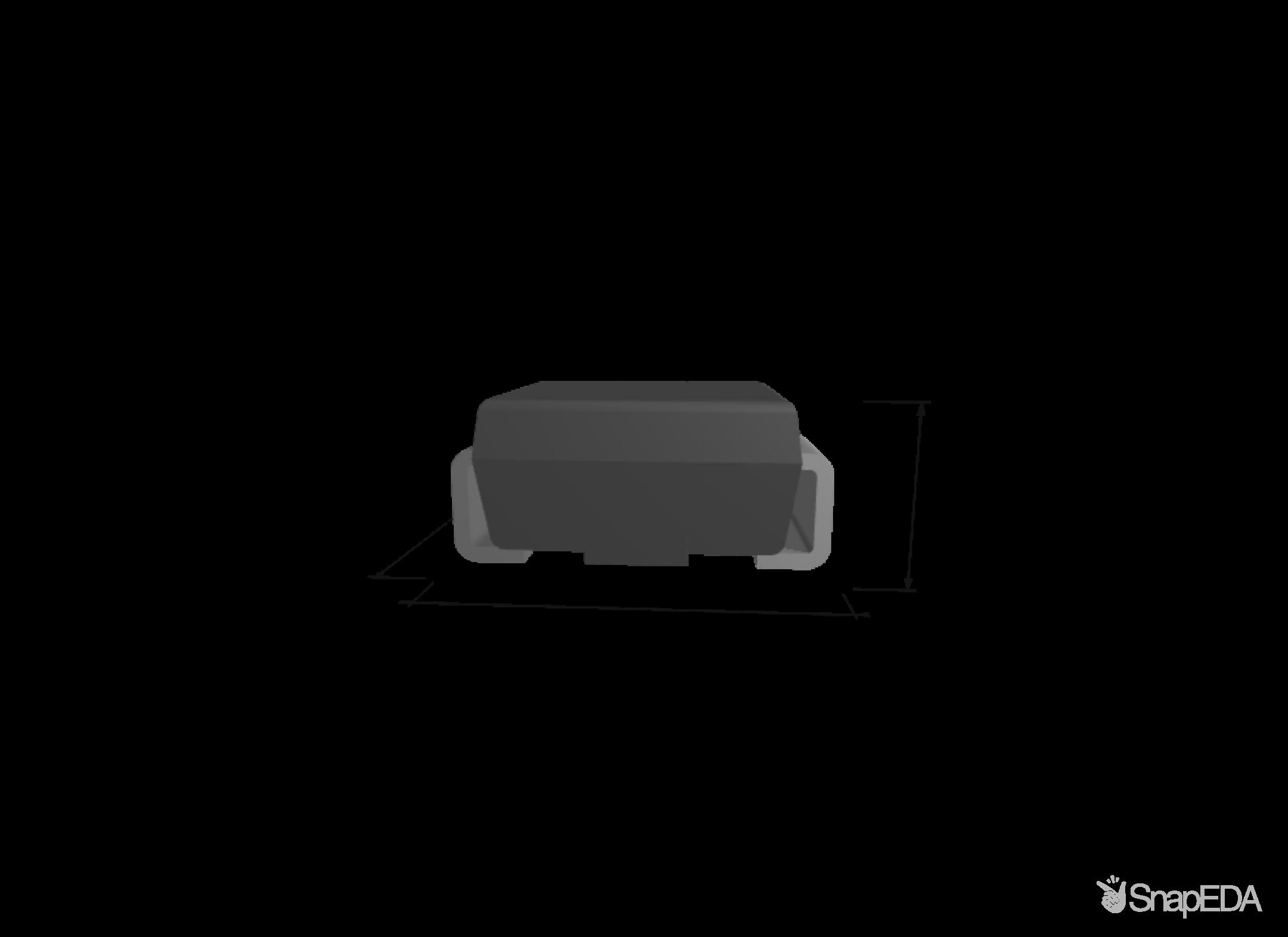 MBRS360BT3G 3D Model