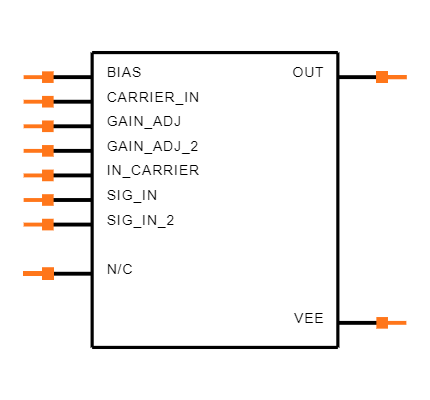 MC1496DR2G Symbol