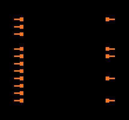 PCA9654EDTR2G Symbol