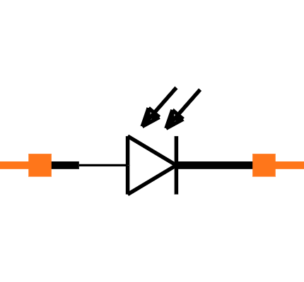 SFH 2201 Symbol