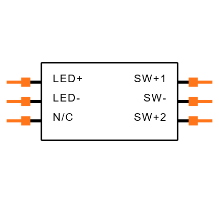 AQV252G Symbol