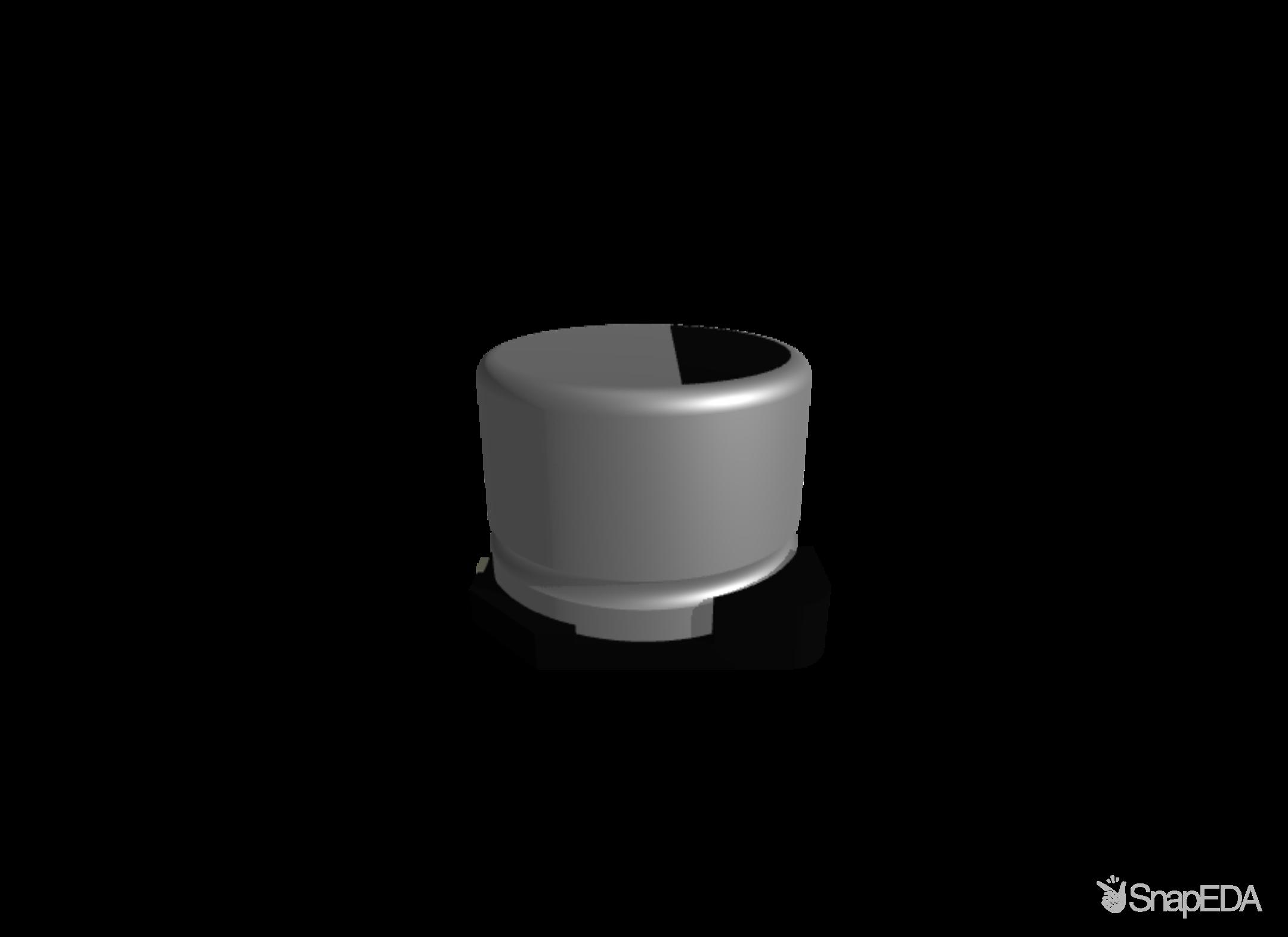 EEE1VA470AP 3D Model