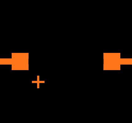 EEEHC1C100R Symbol