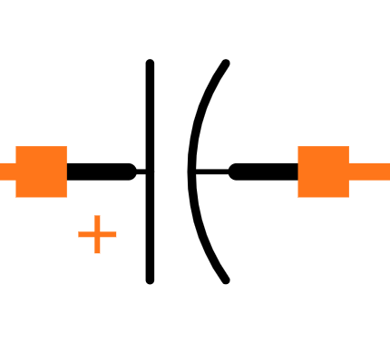 EEVTG1H221Q Symbol