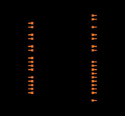 DWM1001C Symbol
