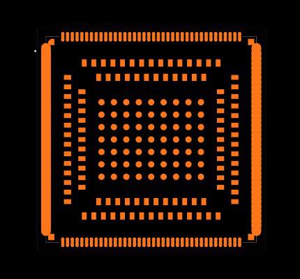 SC600T Footprint