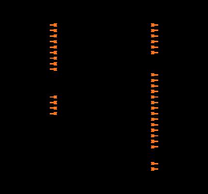 UG95EA-128-STD/UG95ENAR01A10E1G Symbol