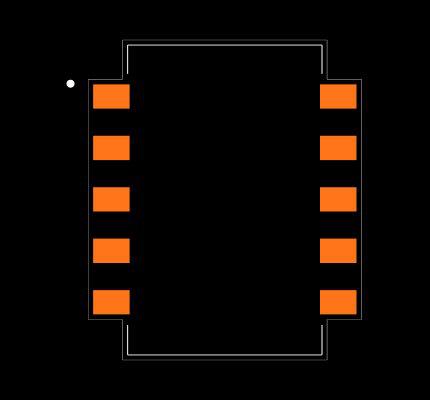 R-78AA5.0-0.5SMD-R Footprint