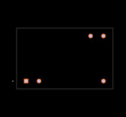RAC03-05SC Footprint