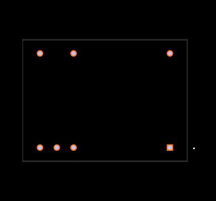 RAC04-05SA Footprint