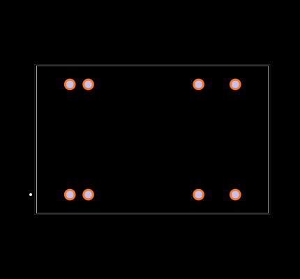 REC3-2412DRW/H4/A Footprint