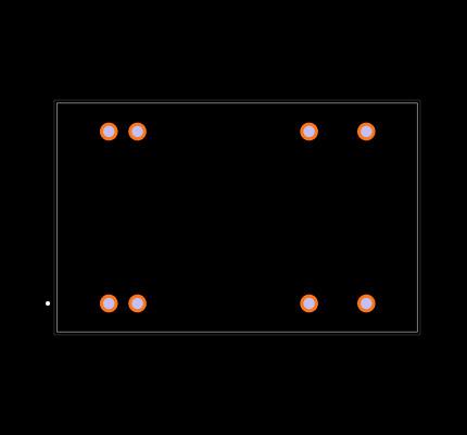 REC5-2405SRW/H4/A Footprint