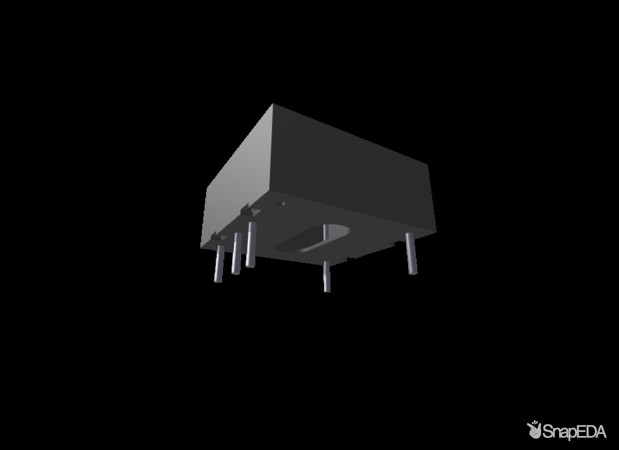 REC8E-1205S/CTRL/X1 3D Model