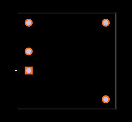 REC8E-1224S/CTRL/X1 Footprint