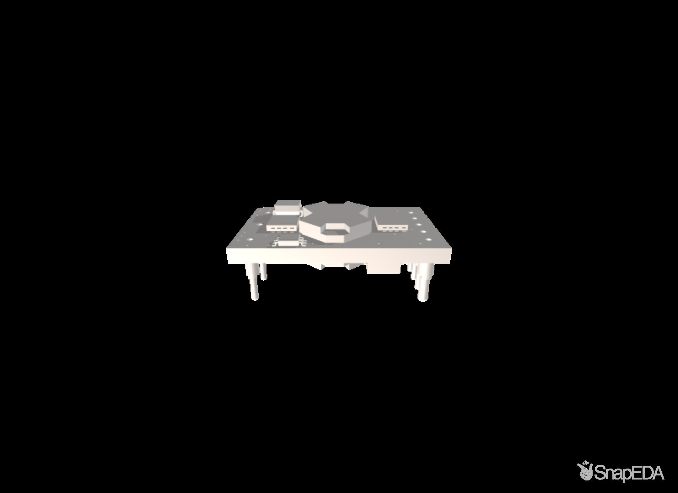 RPA50S-4812SW/P 3D Model