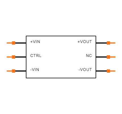 RS3E-0505S/H3 Symbol