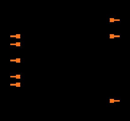 ICL7660SIBAZT Symbol
