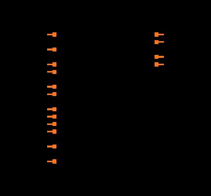 ICL3232ECV-16Z-T Symbol