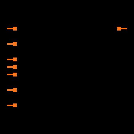 ICL7660ACPA Symbol